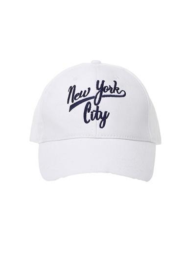 Aeropostale Şapka Beyaz